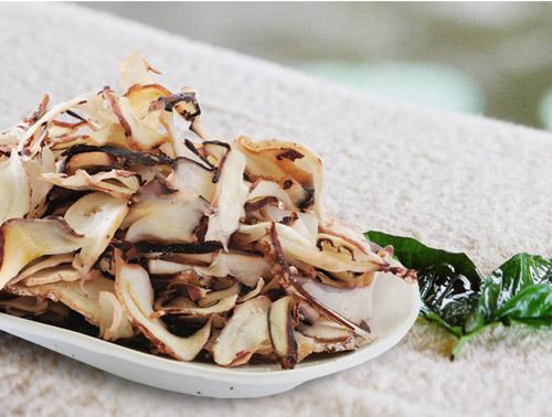 육질이 부드러워 간식 또는 안주용으로 좋은 정남수산 대왕오징어포